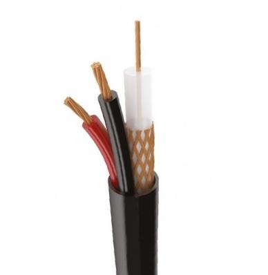 КВК-П2*0.5 кабель для систем видеонаблюдения и видеодомофонов