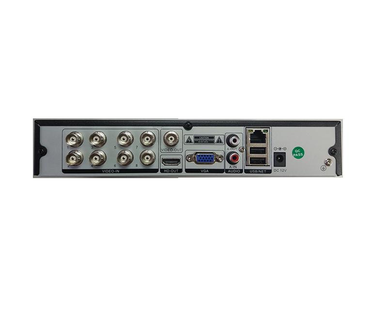 FX-8RT-4HM 8-ми канальный TVI видеорегистратор