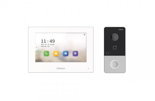 DS-T100IKWF Комплект IP-видеодомофона HiWatch