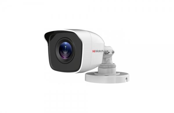 Комплект видеонаблюдения HIWATCH для частного дома и дачи (1 HD видеокамера) 1 мегапиксель
