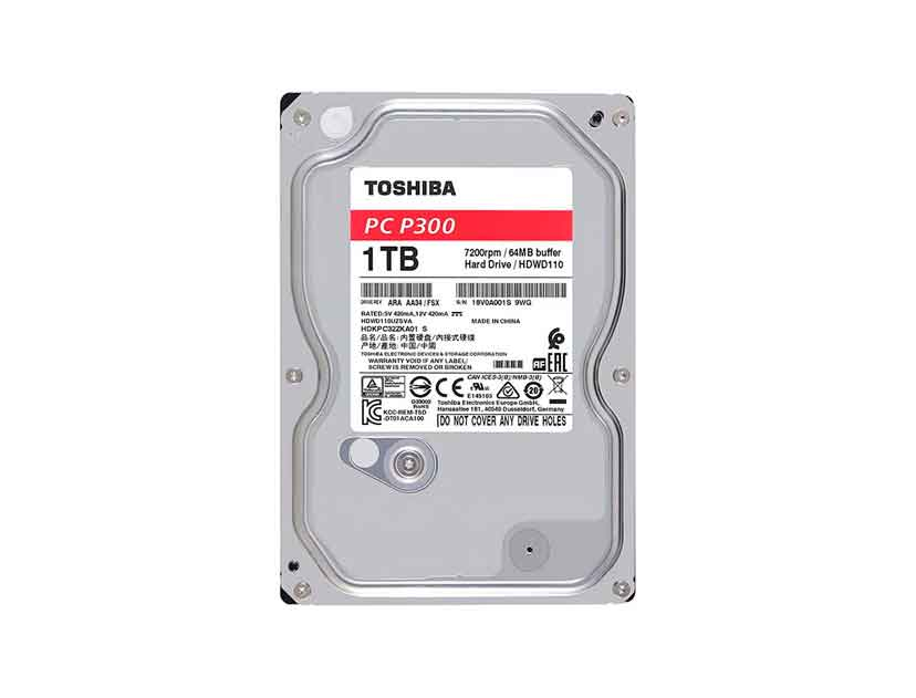 Жесткий диск 1 Терабайт Toshiba P30023