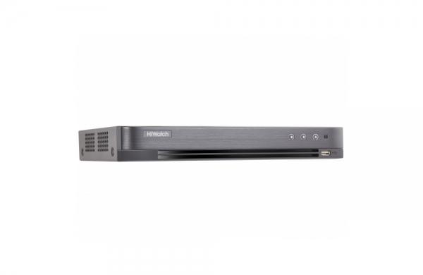 DS-H304QAF Видеорегистратор TVI 4-х канальный (AcuSens)