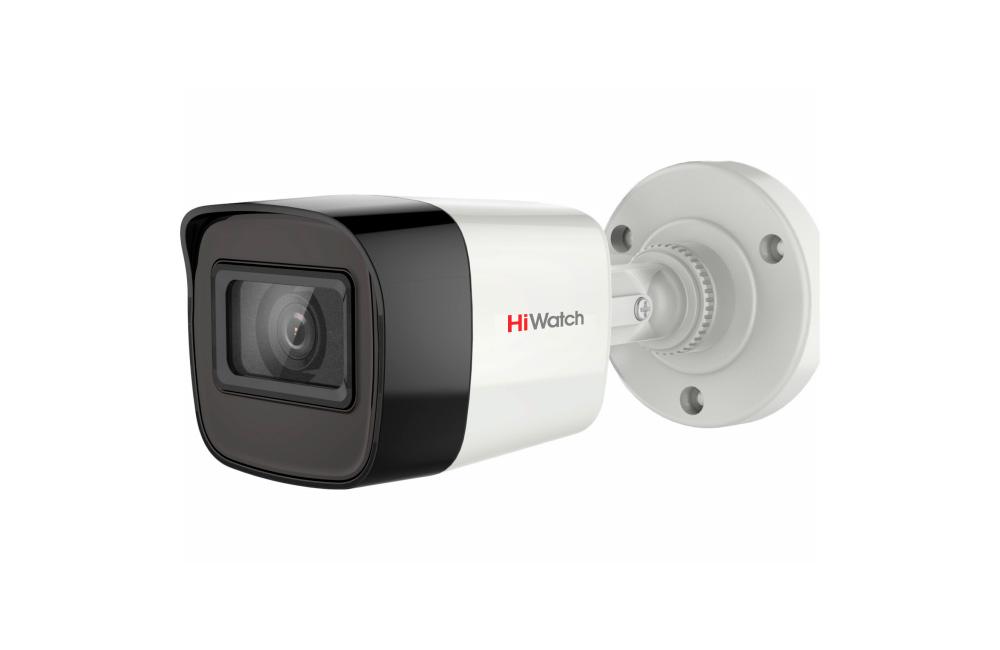 DS-T200A (6 mm) TVI видеокамера