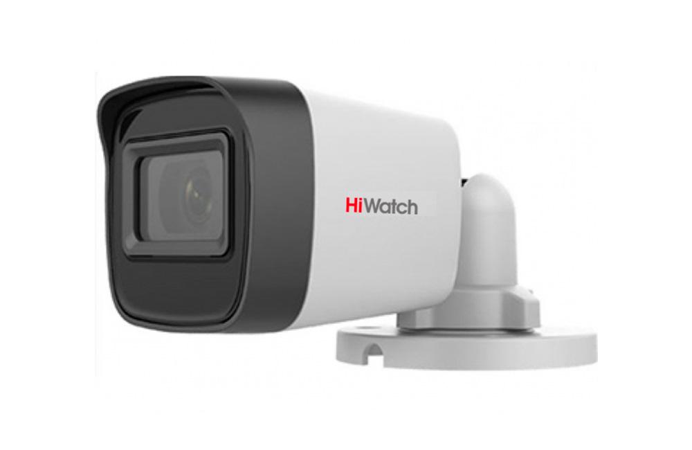 DS-T500(С) (2.4 mm) TVI видеокамера