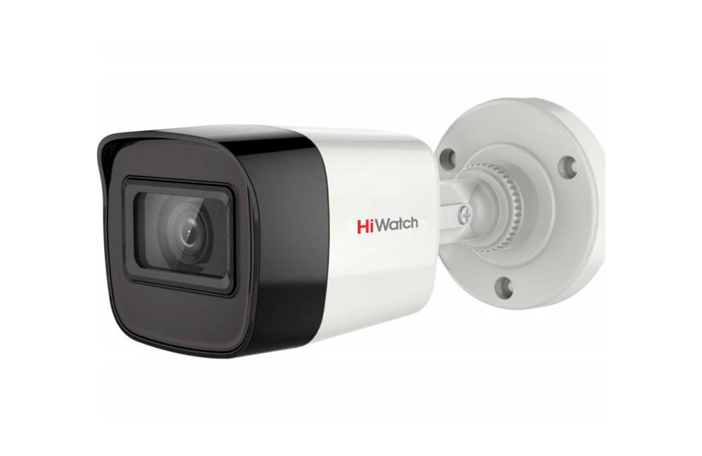 DS-T520(C) (2.8 mm) TVI видеокамера