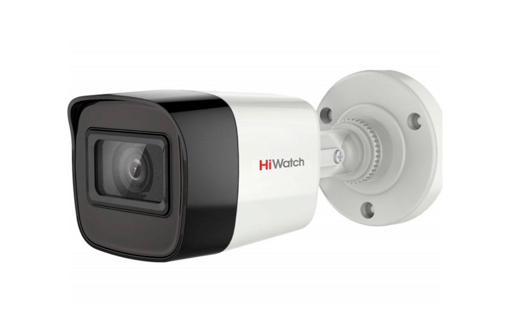DS-T520(C) (6 mm) TVI видеокамера