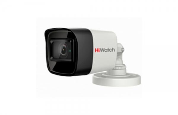 DS-T800 (2.8 mm) TVI видеокамера